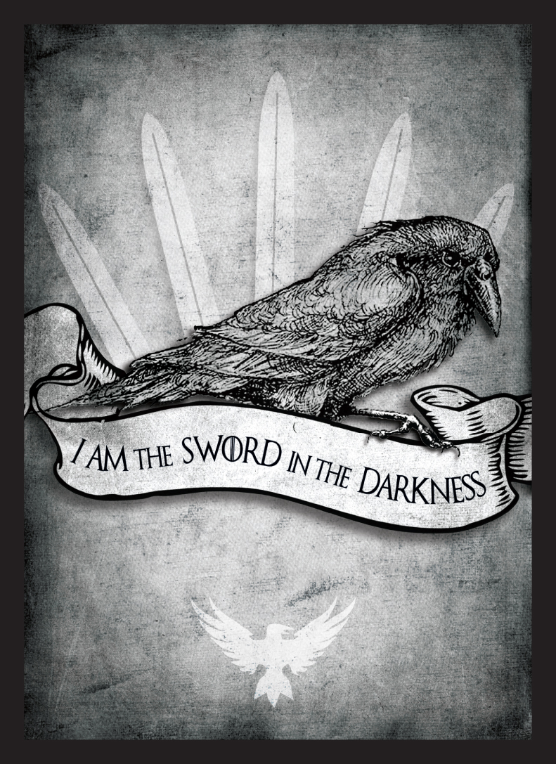 Sleeve - Sword in the Darkness