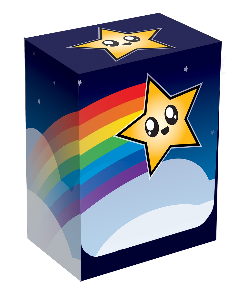 Deckbox - Rainbow Star