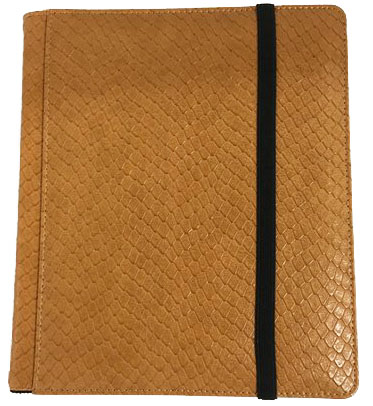 Binder - 4 Pkt Dragon Hide Ocher
