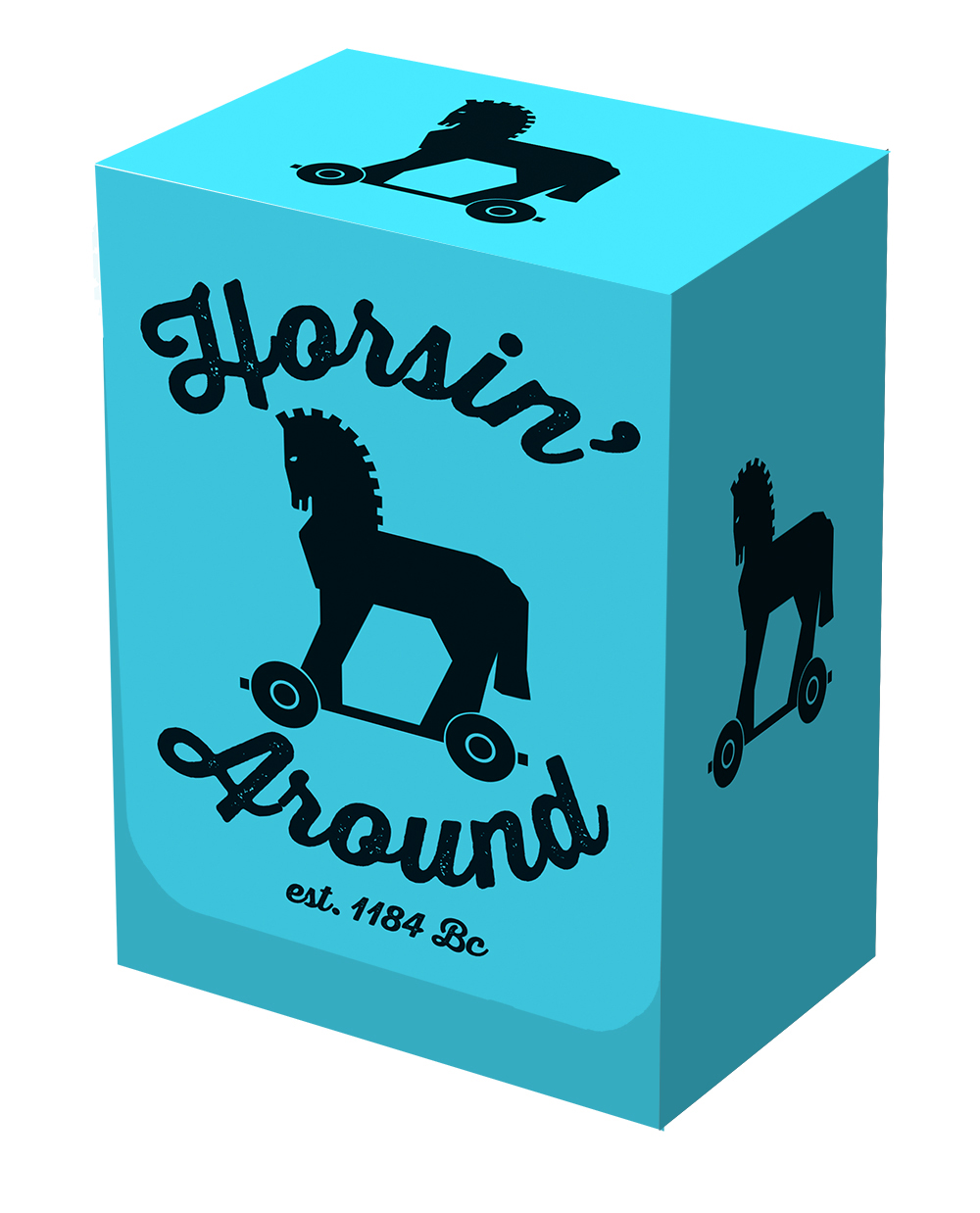 Deckbox - Horsin' Around