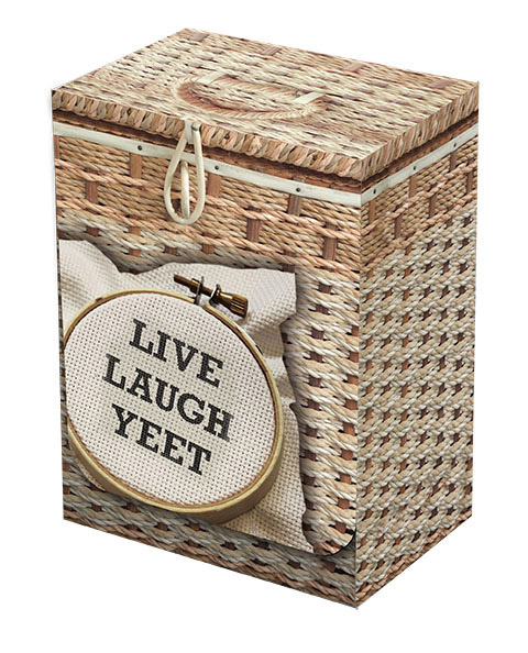 Deckbox - Live Laugh YEET