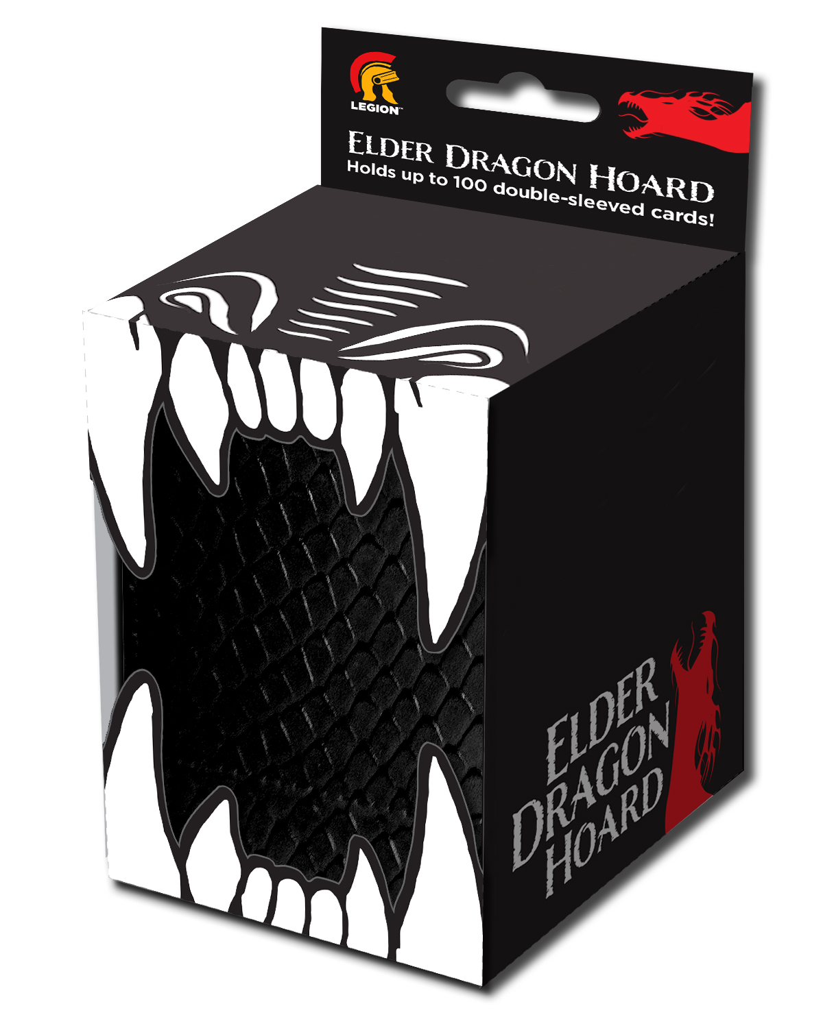 Hoard - Dragon Hide Black