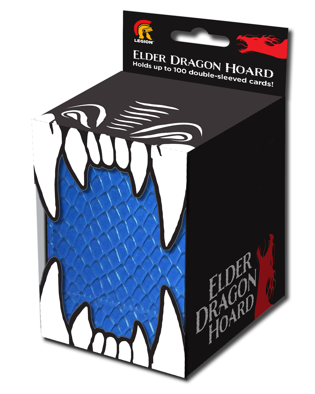 Hoard - Dragon Hide Blue