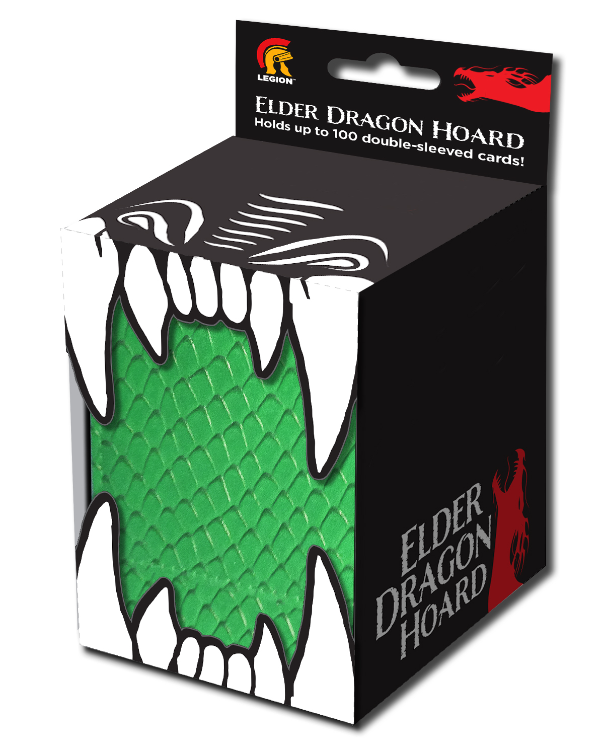 Hoard - Dragon Hide Green