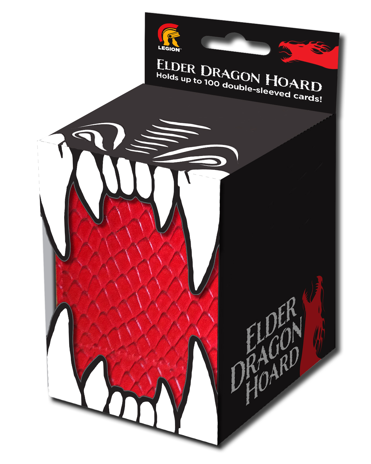 Hoard - Dragon Hide Red