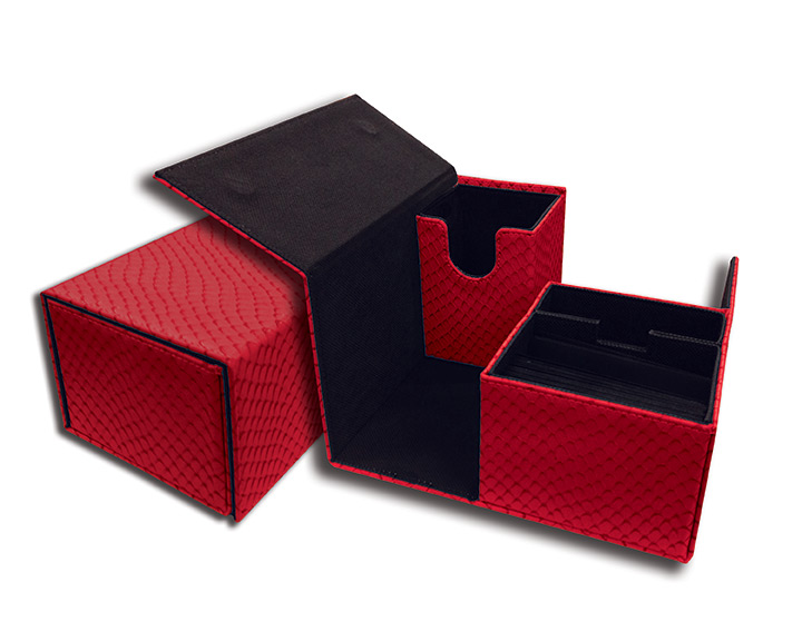 Vault - Dragon Hide Red
