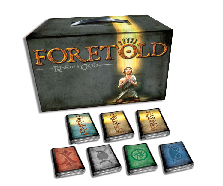 Foretold - Travel Box