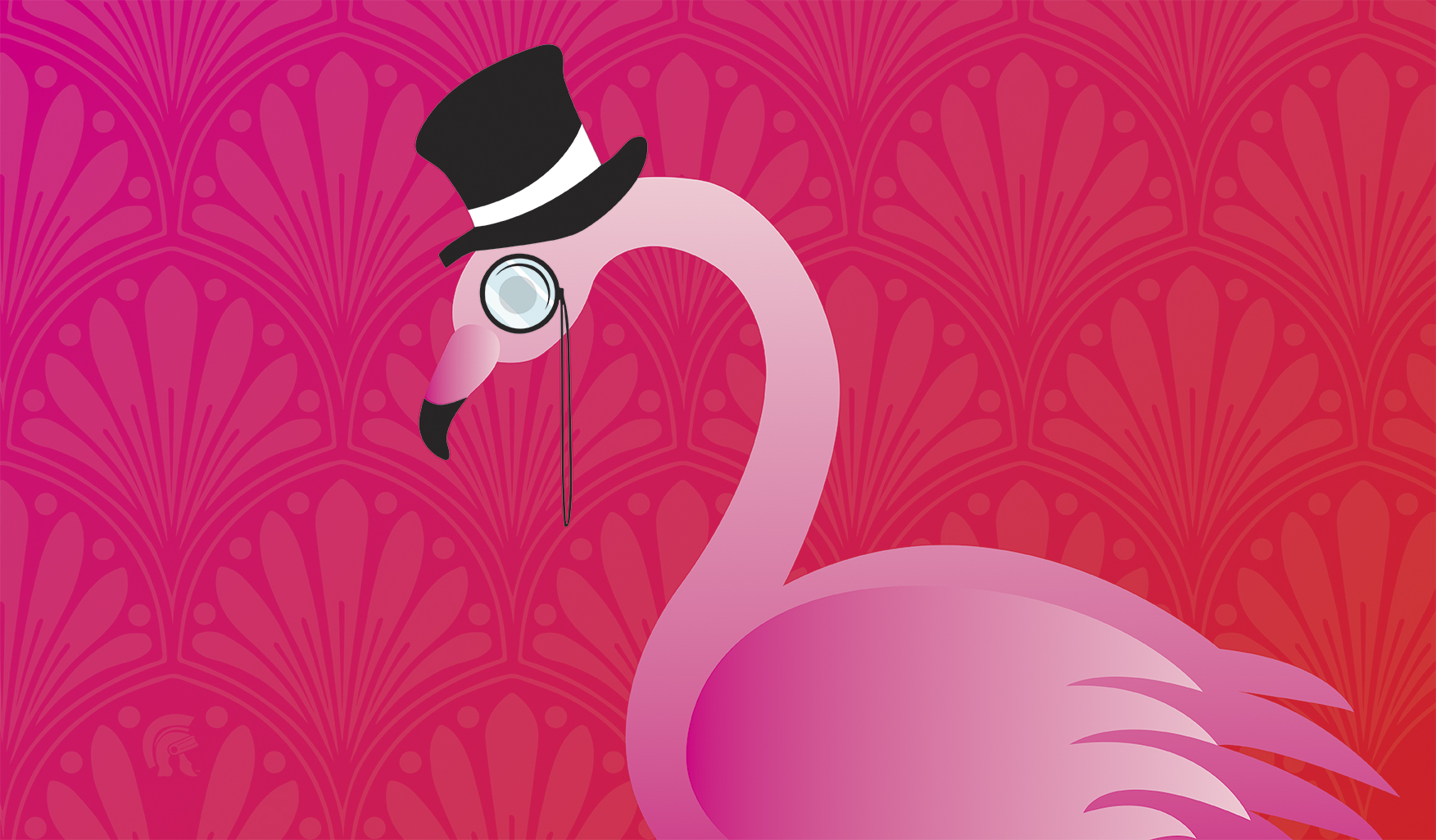 Playmat - Flamingo