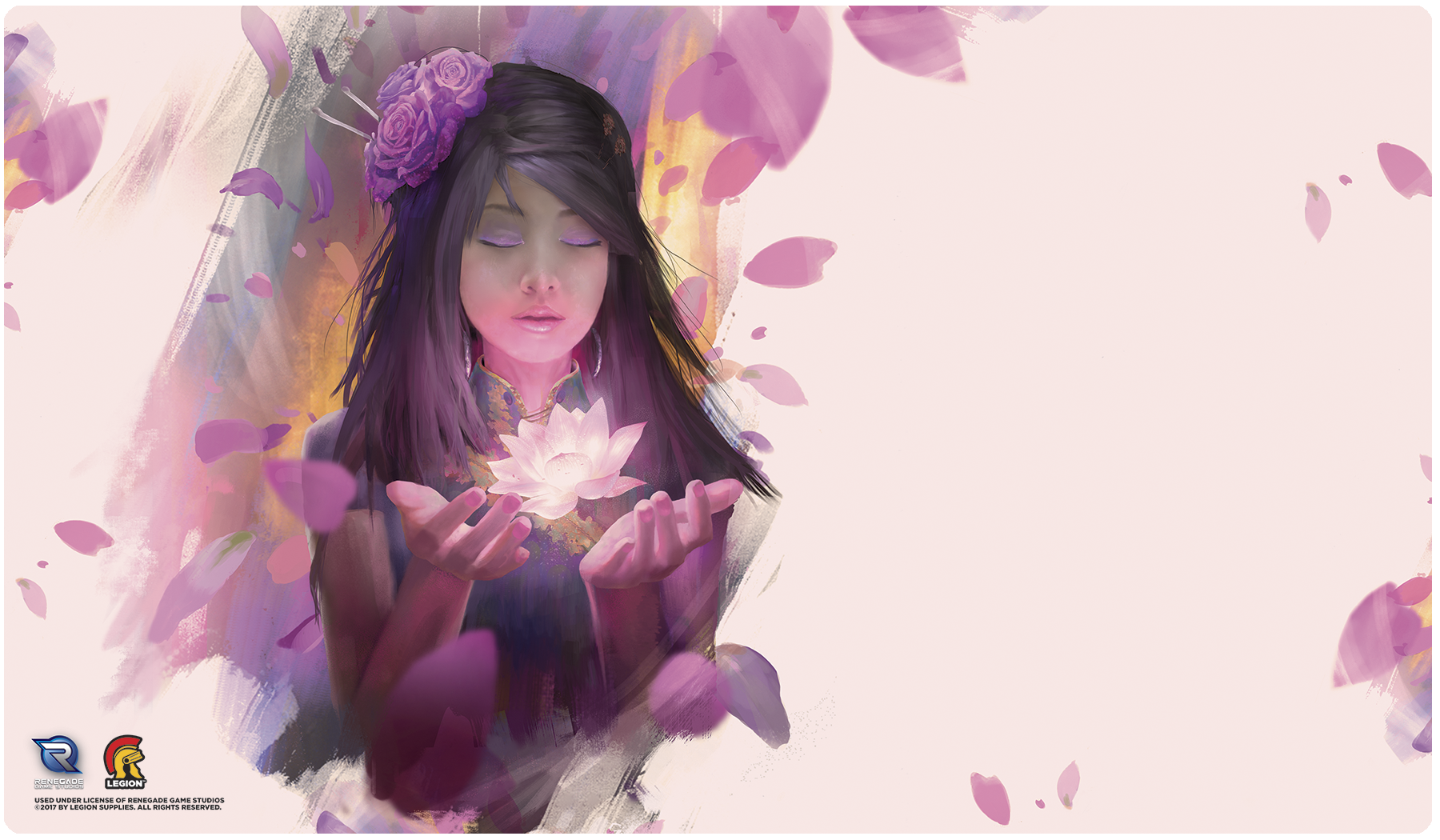 Playmat - Lotus