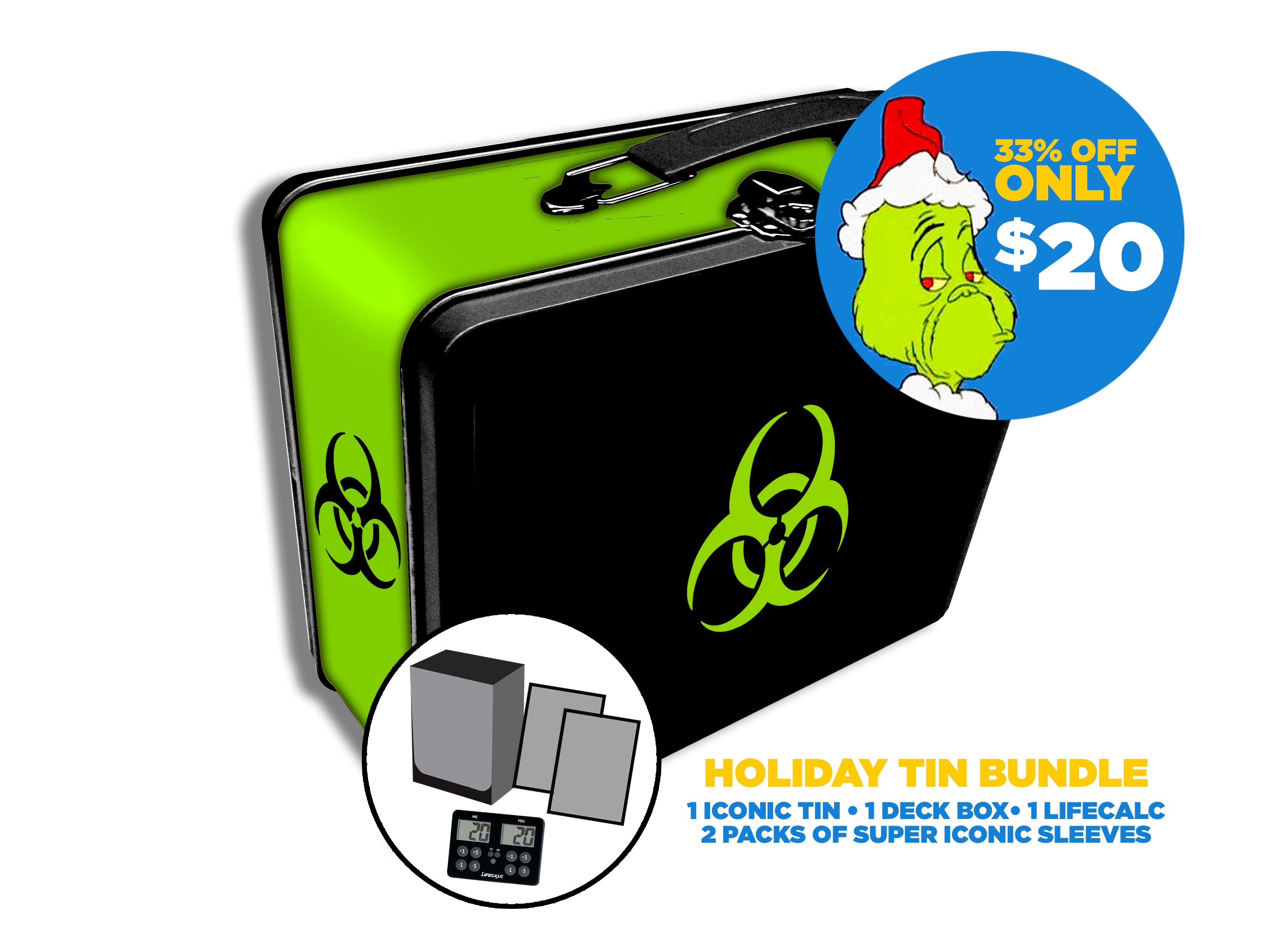 Iconic Bio Holiday Bundle