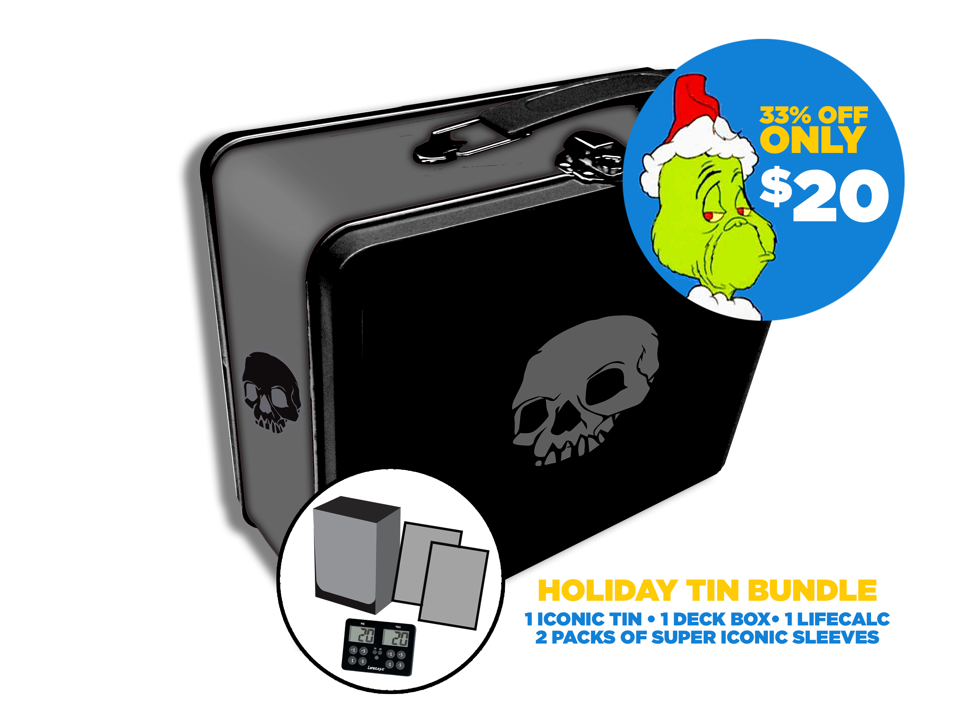 Iconic Skull Holiday Bundle