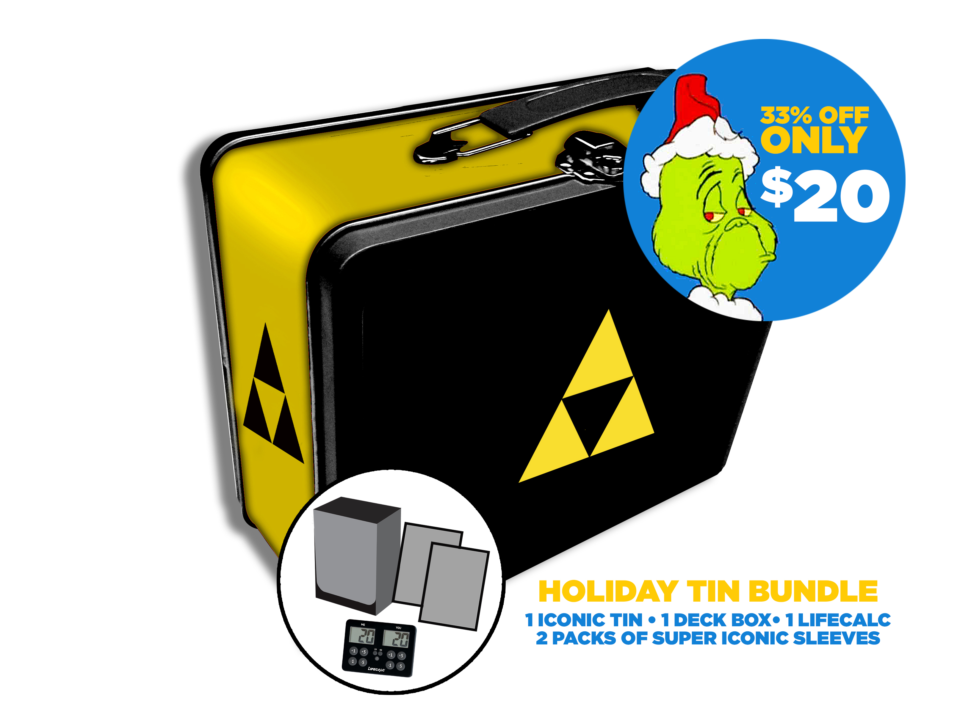Iconic Tri-Force Holiday Bundle