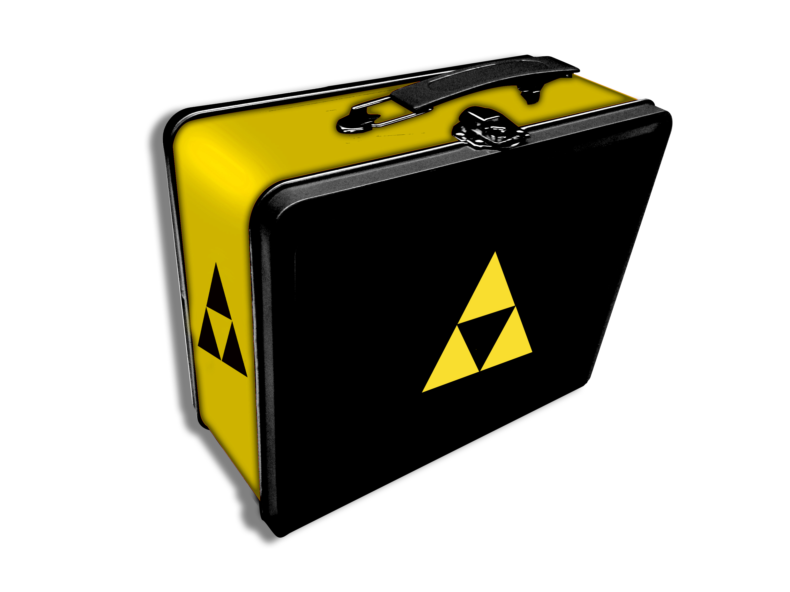 Tin - Iconic Tri-Force