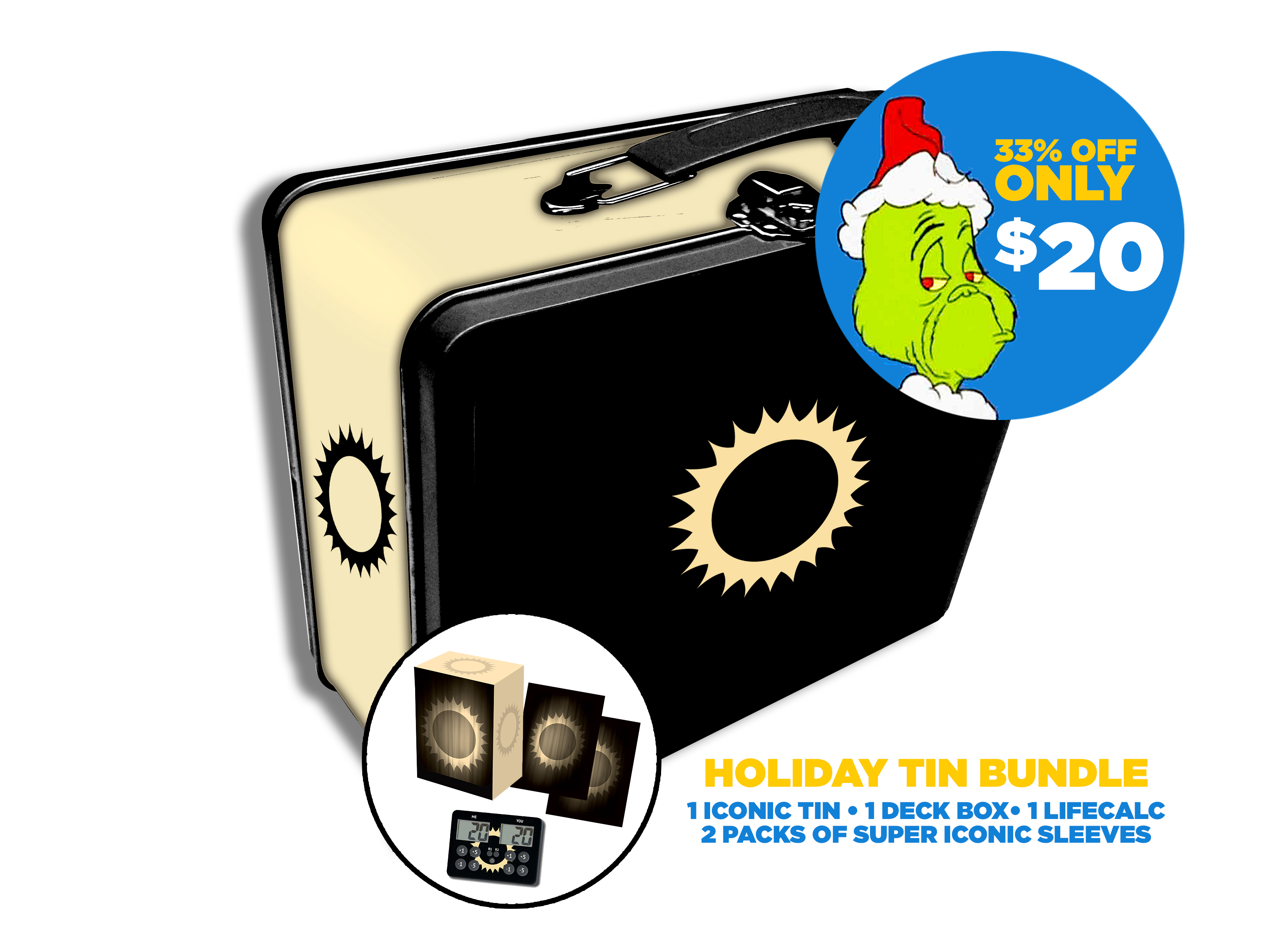 Iconic Sun Holiday Bundle