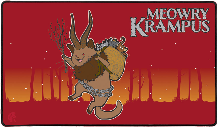 Playmat - Krampus
