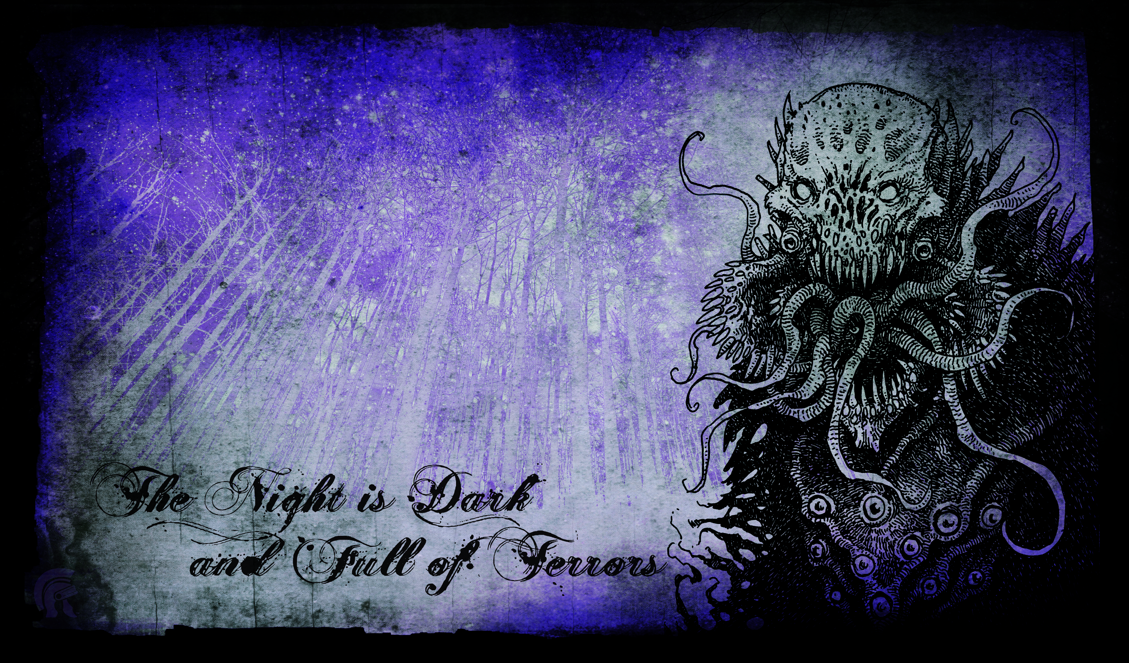 Fibersoft Playmat - The Night is Dark