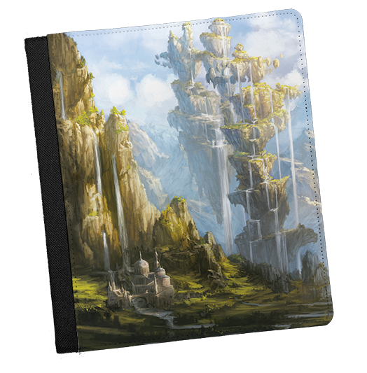 Binder - 4 Pkt Veiled Kingdoms - Oasis