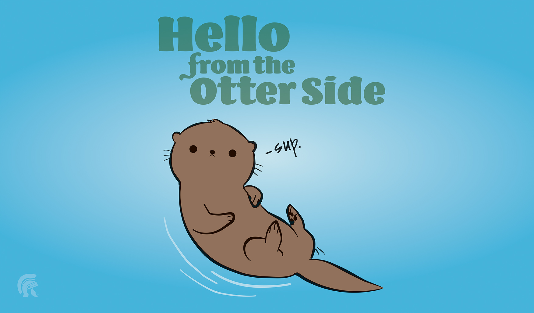 Playmat - Otter
