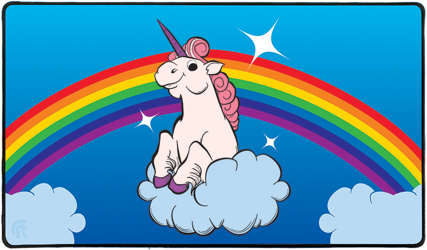 Playmat - Rainbow Unicorn