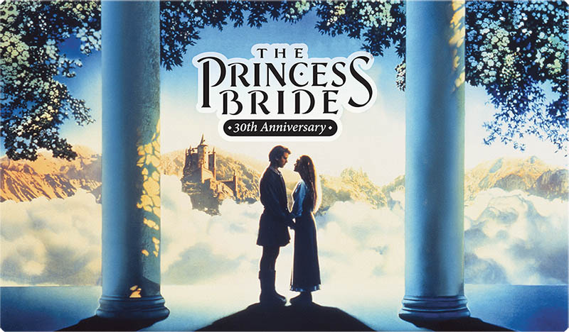 Playmat - Princess Bride 30th Anniversary