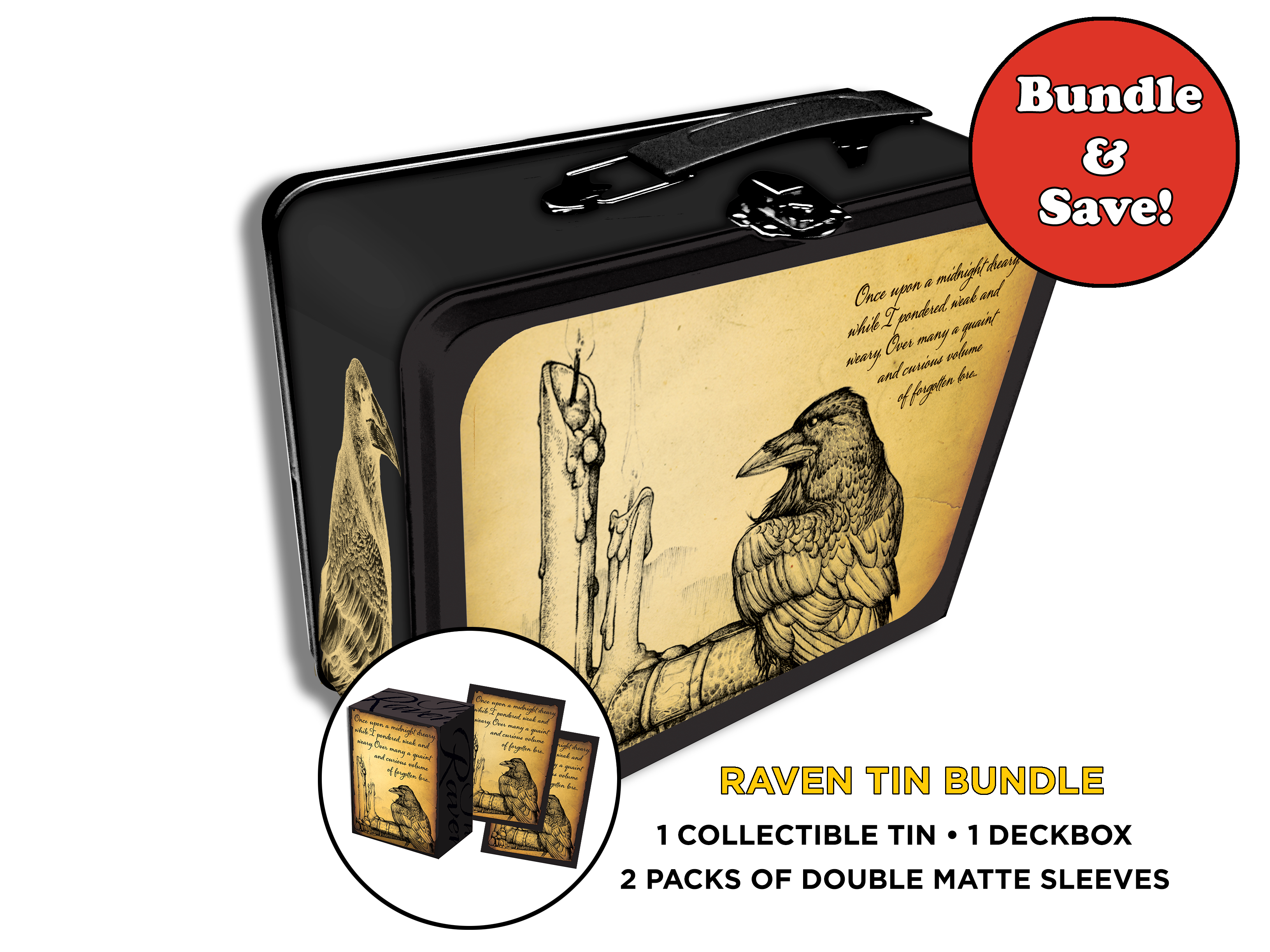 Raven Tin Bundle