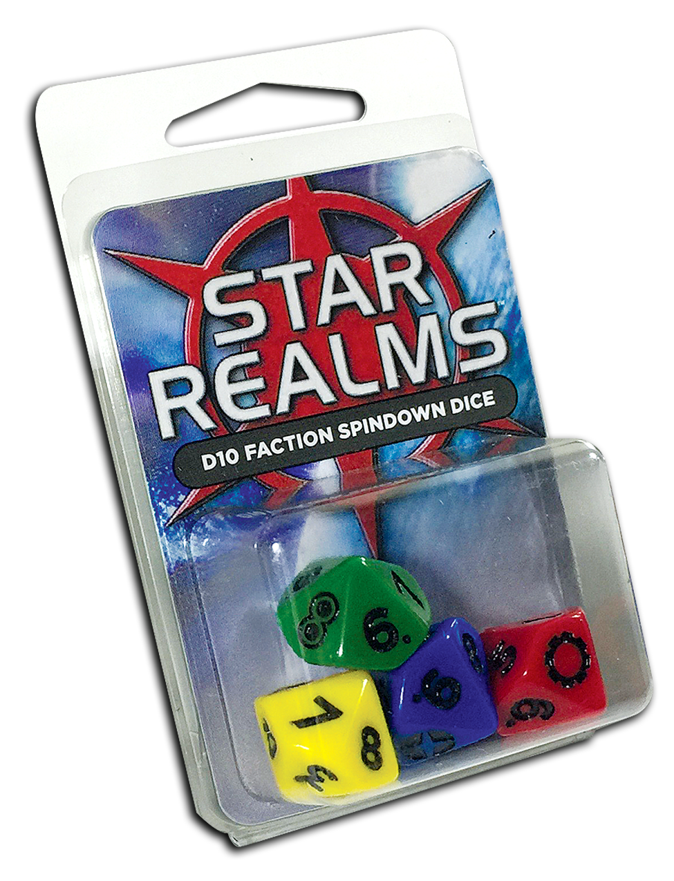 Dice - Star Realms d10