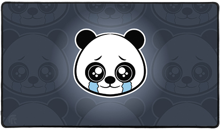 Playmat - Sad Panda
