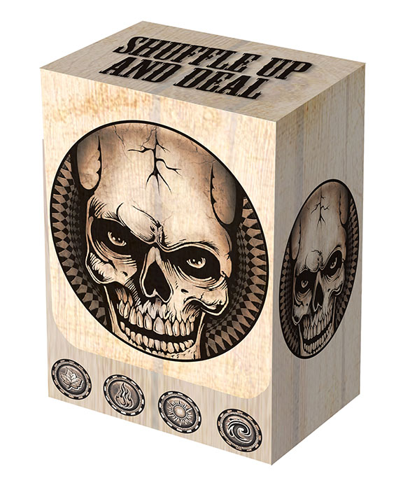 Deckbox - Dead Man's Hand