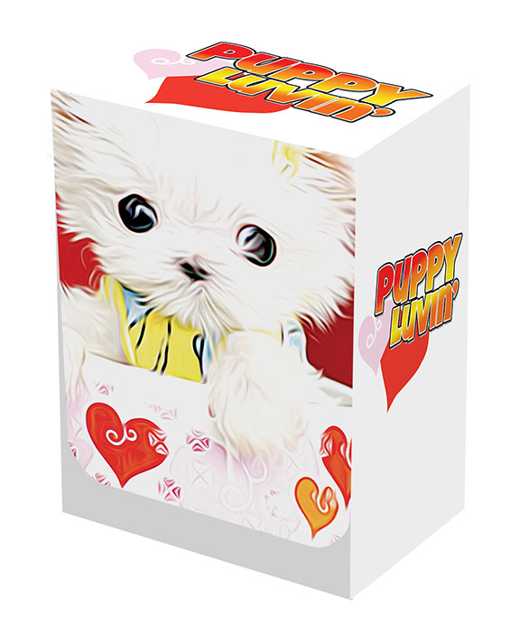 Deckbox - Puppy Luvin