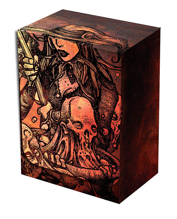 Deckbox - Cauldron