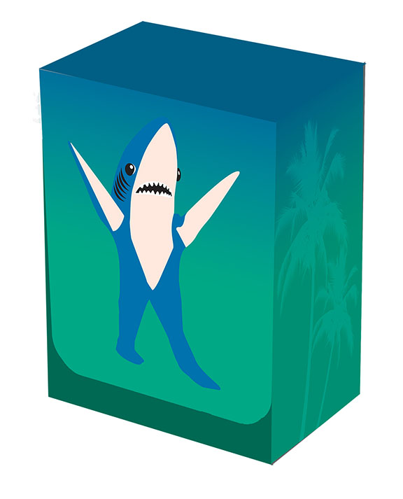 Deckbox - Shark