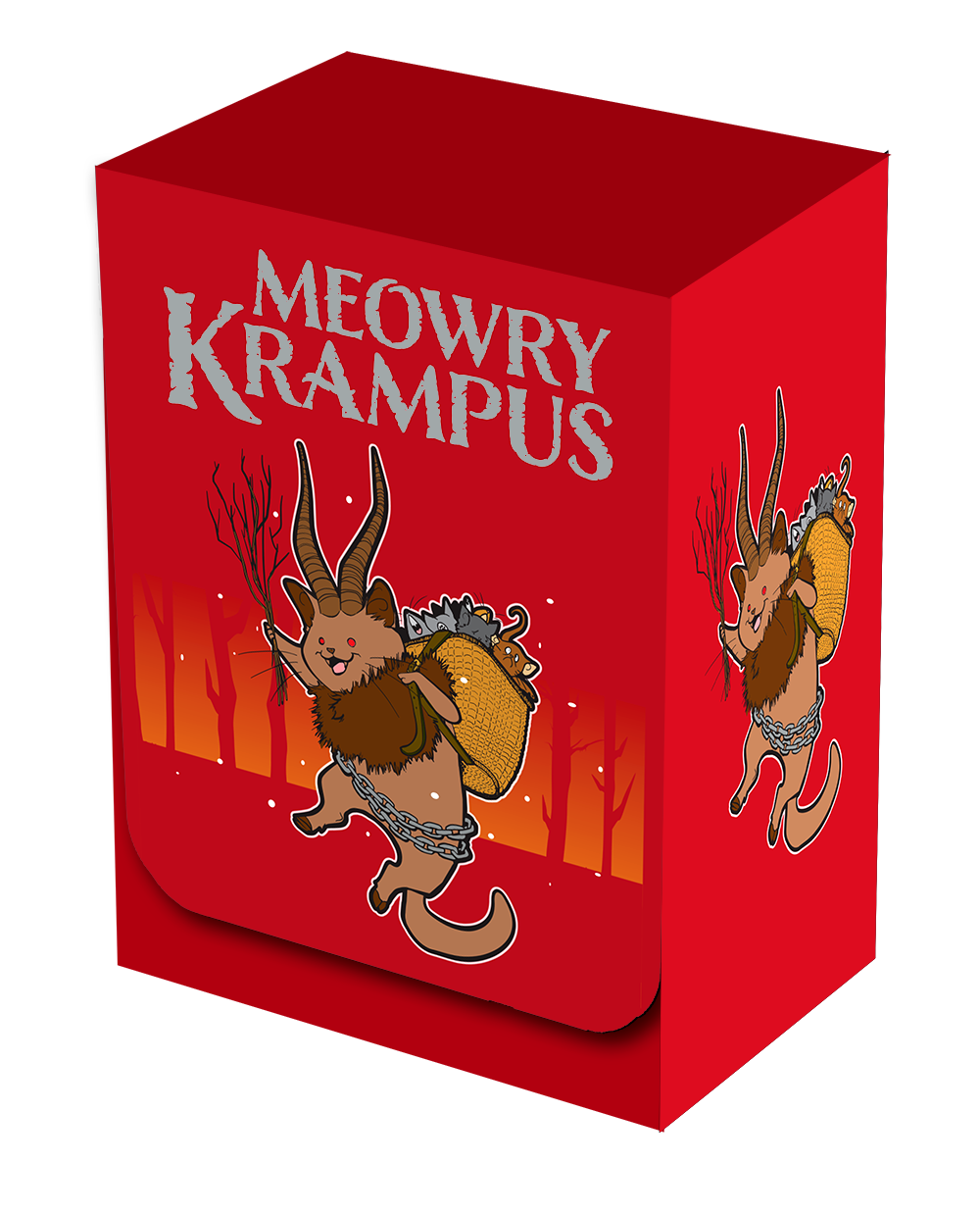 Deckbox - Krampus