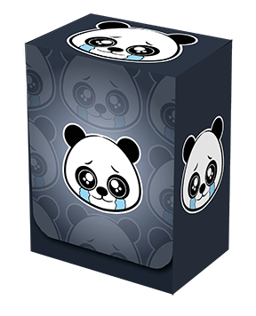 Deckbox - Sad Panda