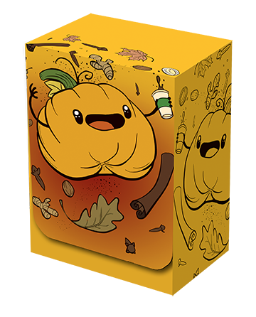 Deckbox - Pumpkin Spice