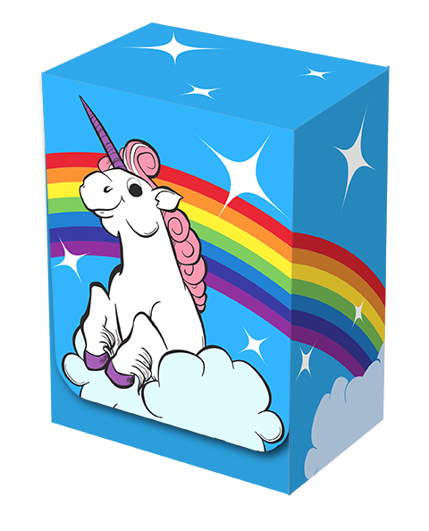 Deckbox - Rainbow Unicorn