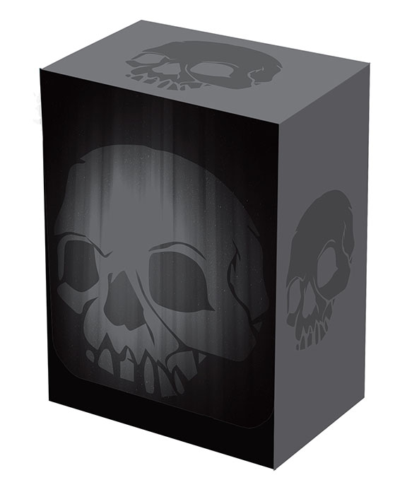Deckbox - Super Iconic Skull