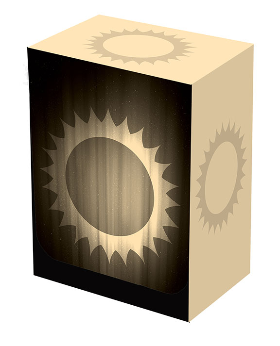 Deckbox - Super Iconic Sun