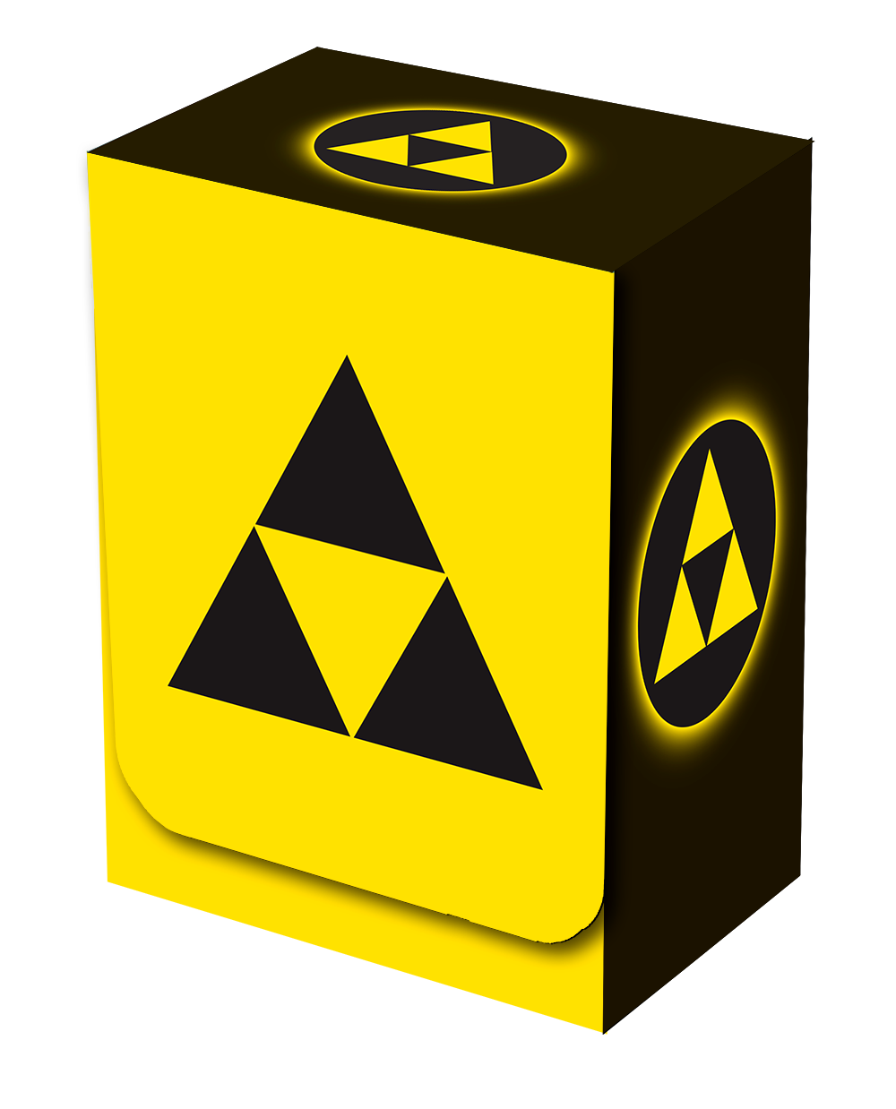 Deckbox - Absolute Iconic Triforce