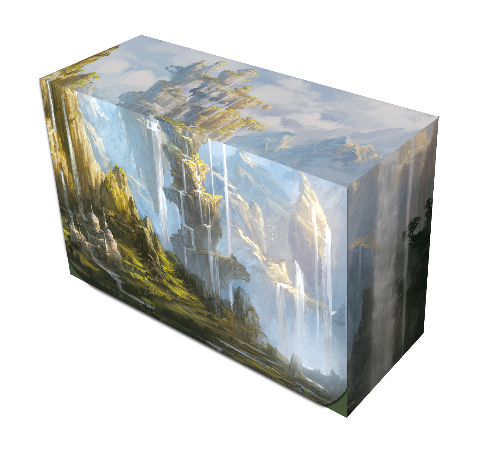 Deckbox - Veiled Kingdoms - Oasis