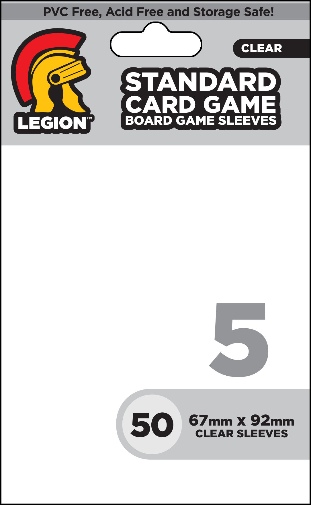 Board Game Sleeve 5 - Standard Card Game