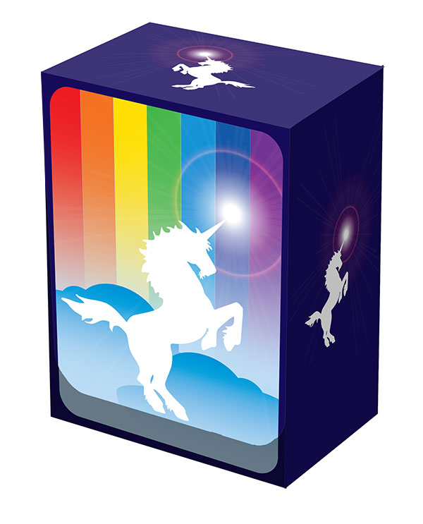 Deckbox - Unicorn