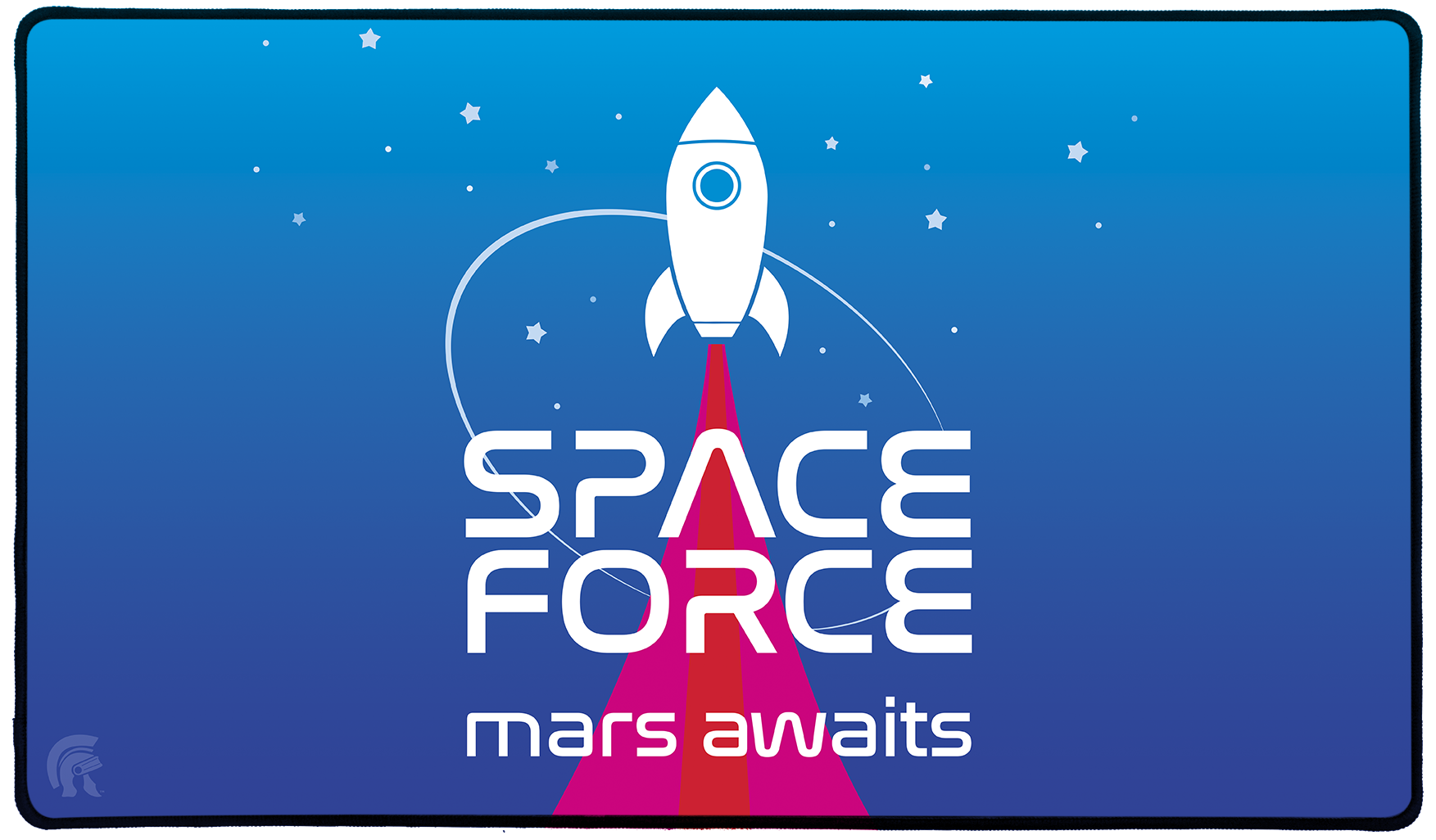Playmat - Space Force