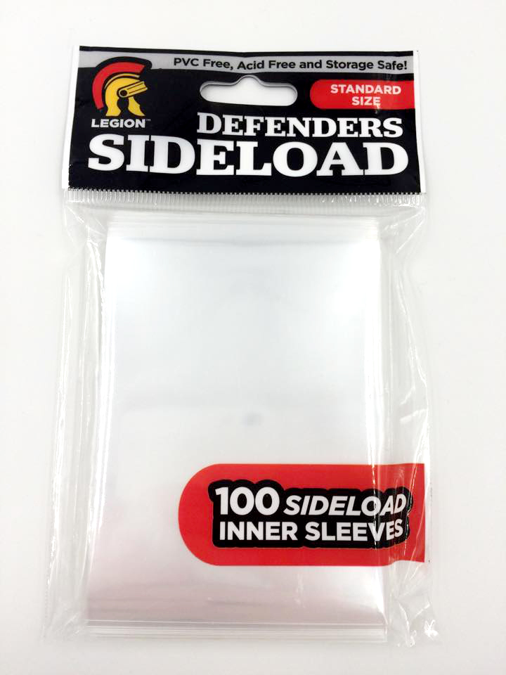 Sleeves - Sideload Defenders - Clear