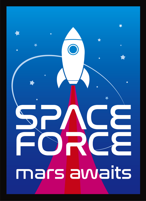 Sleeve - Space Force