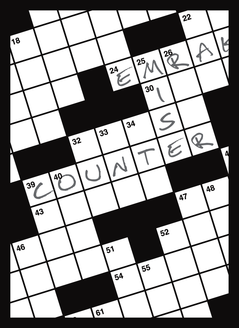 Sleeve - Crossword