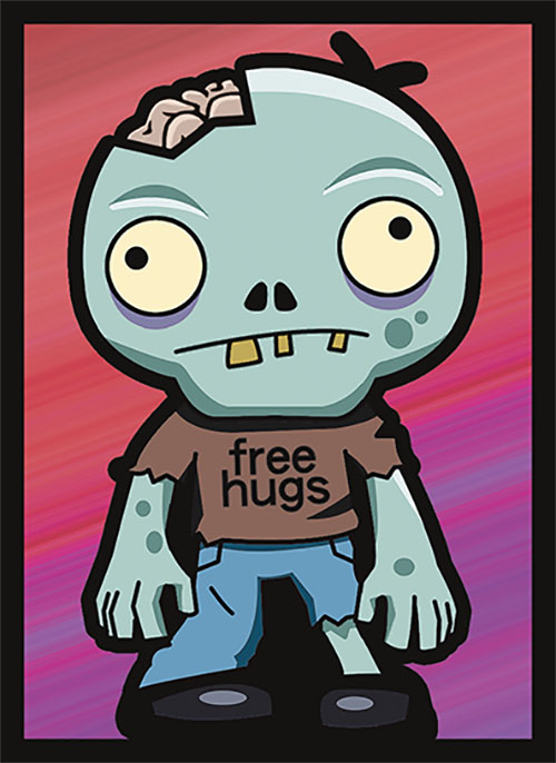 Sleeve - Zombie Hugs