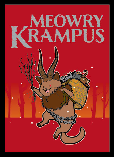 Sleeve - Krampus