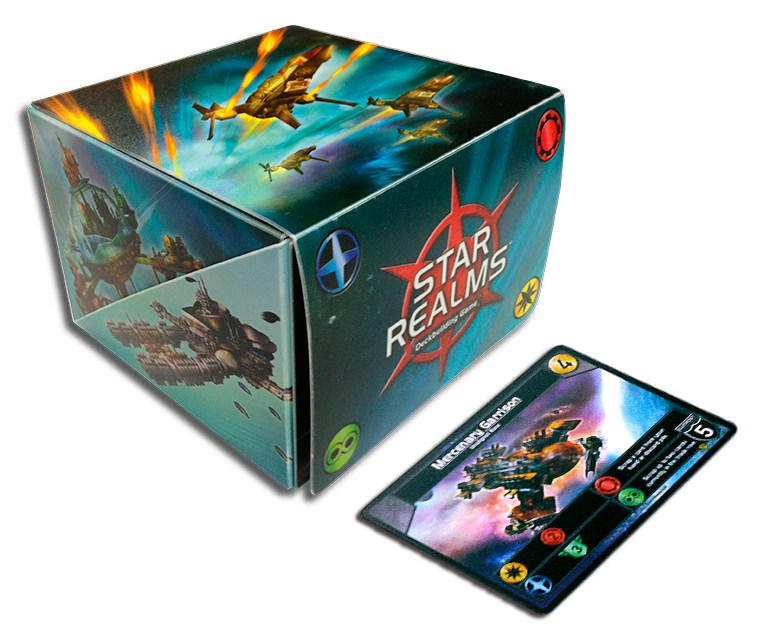 Deckbox - Star Realms Flipbox