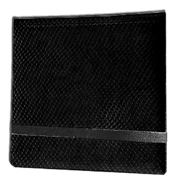 Binder - 3x4 12 Pkt. Dragon Hide Black