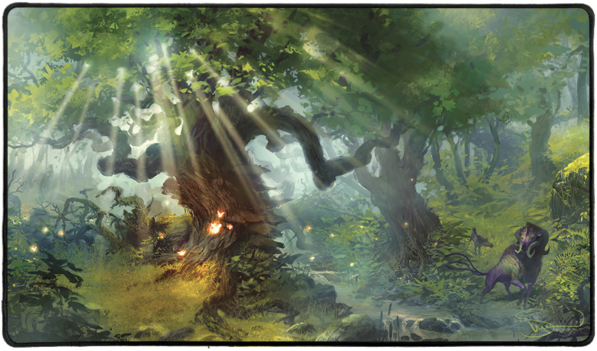 Playmat - Velinov Forest